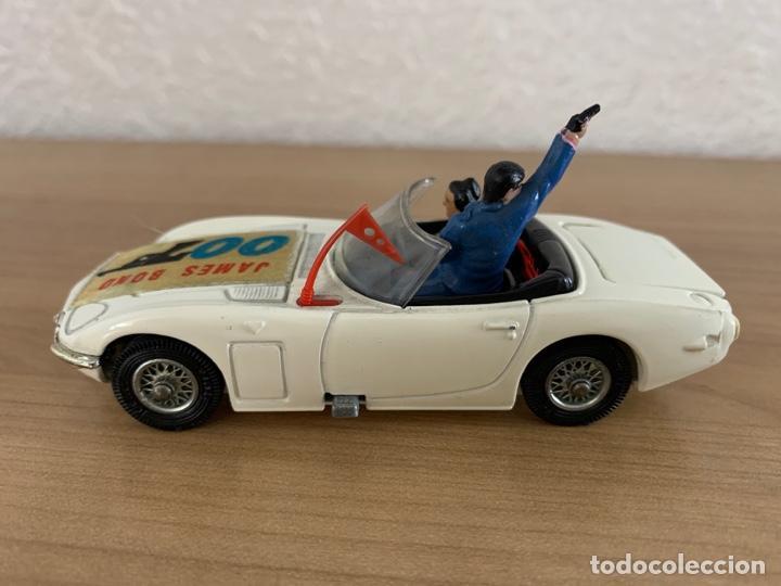 Coches a escala: CORGI TOYS ESCALA 1:43 TOYOTA 2000 GT JAMES BOND - Foto 2 - 197282707