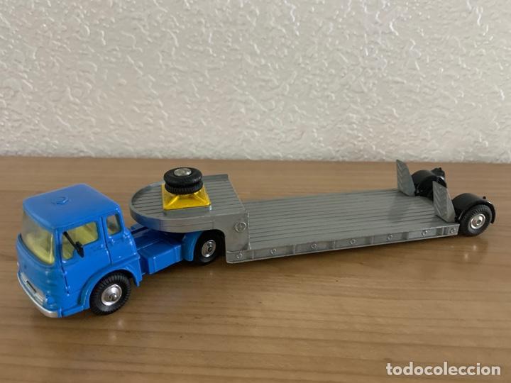 CORGI TOYS ESCALA 1:43 CAMION TRACTOR BEDFORD CARRIMORE MACHINERY (Juguetes - Coches a Escala 1:43 Corgi Toys)