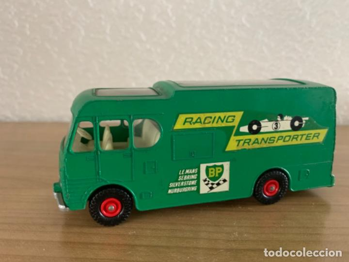 MATCHBOX 1:43 CAMION RACING CAR MAJOR PACK CON FORD GT Y LOTUS (Juguetes - Coches a Escala 1:43 Corgi Toys)