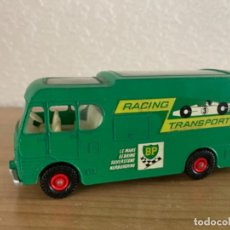 Coches a escala: MATCHBOX 1:43 CAMION RACING CAR MAJOR PACK CON FORD GT Y LOTUS. Lote 197386453