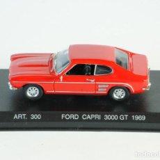 Coches a escala: CORGI DETAIL CARS PLATINUM FORD GT 3000GT 1969 1:43. Lote 198924202