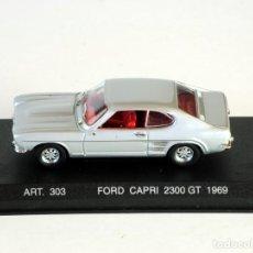 Coches a escala: CORGI DETAIL CARS PLATINUM FORD GT 2300GT 1969 1:43. Lote 198924795
