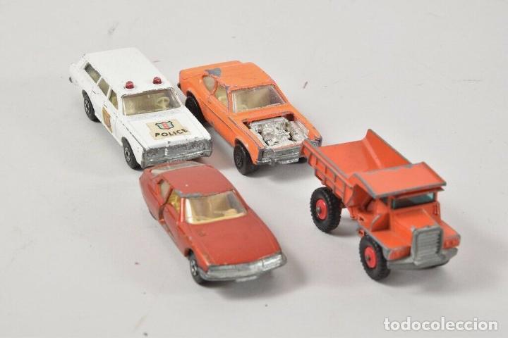 Coches a escala: colección juguetes coches ua. Matchbox, corgitoys, siku de 5,5 TRACTOR ORUGA HOJALATA 18 cm. 143 eu - Foto 5 - 199066062