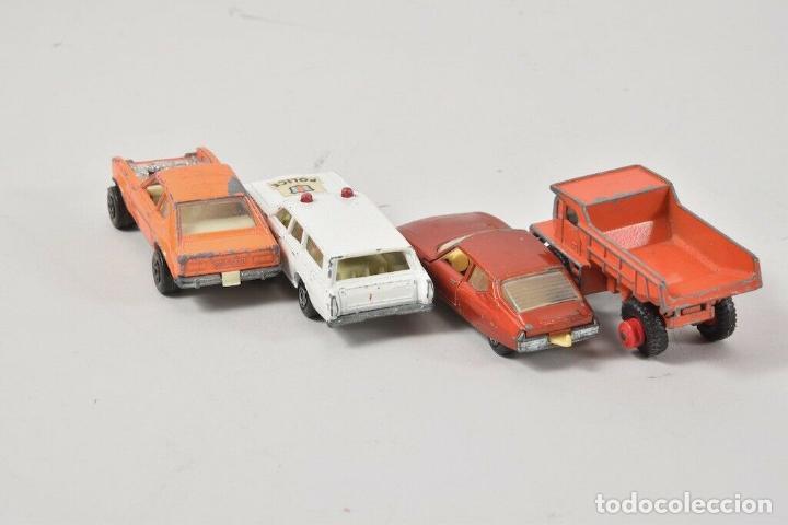 Coches a escala: colección juguetes coches ua. Matchbox, corgitoys, siku de 5,5 TRACTOR ORUGA HOJALATA 18 cm. 143 eu - Foto 6 - 199066062