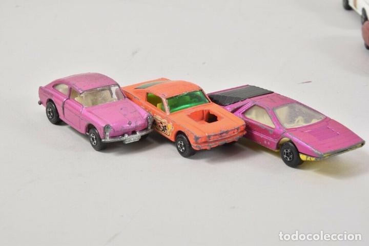 Coches a escala: colección juguetes coches ua. Matchbox, corgitoys, siku de 5,5 TRACTOR ORUGA HOJALATA 18 cm. 143 eu - Foto 7 - 199066062