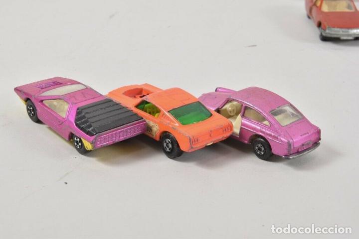 Coches a escala: colección juguetes coches ua. Matchbox, corgitoys, siku de 5,5 TRACTOR ORUGA HOJALATA 18 cm. 143 eu - Foto 8 - 199066062
