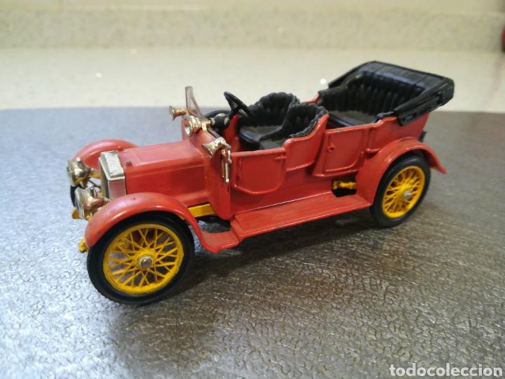 38-CORGI CLASSICS - DAIMLER 38 HP 1911 1:43 CRISTAL DELANTERO ROTO (Juguetes - Coches a Escala 1:43 Corgi Toys)