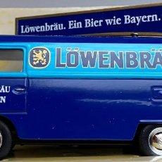 Coches a escala: CORGI - 1:43 - VW LIEFERWAGEN - LOWENBRÄU. Lote 203078243