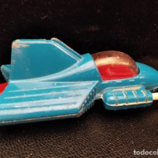 Coches a escala: SUPERMAN SUPERMOBILE - CORGI 1979, DIECAST METAL- COCHE ANTIGUO- 9X5X3 CM.. Lote 205024306
