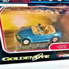 Coches a escala: COCHE BMW Z-3 AZUL , CORGI JAMES BOND 007, NUEVO EN CAJA ORIGINAL . ESCALA 1/64. Lote 212766008