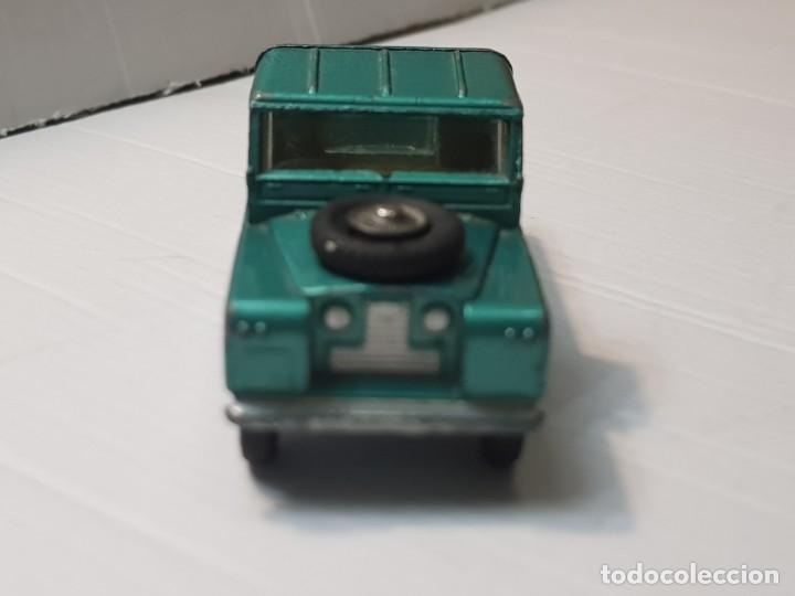Coches a escala: Coche Land Rover 109 W.B. Corgi Toys escala 1:43 - Foto 3 - 214300473