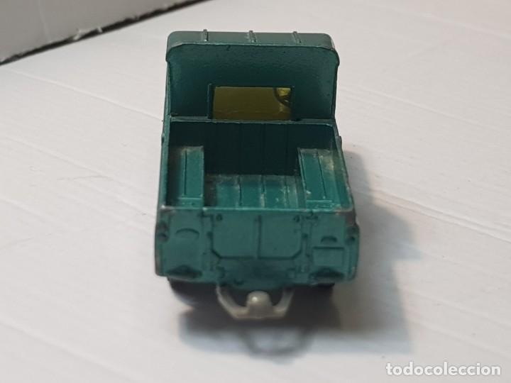 Coches a escala: Coche Land Rover 109 W.B. Corgi Toys escala 1:43 - Foto 4 - 214300473