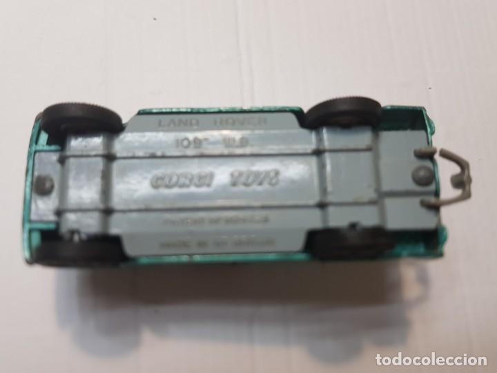 Coches a escala: Coche Land Rover 109 W.B. Corgi Toys escala 1:43 - Foto 6 - 214300473