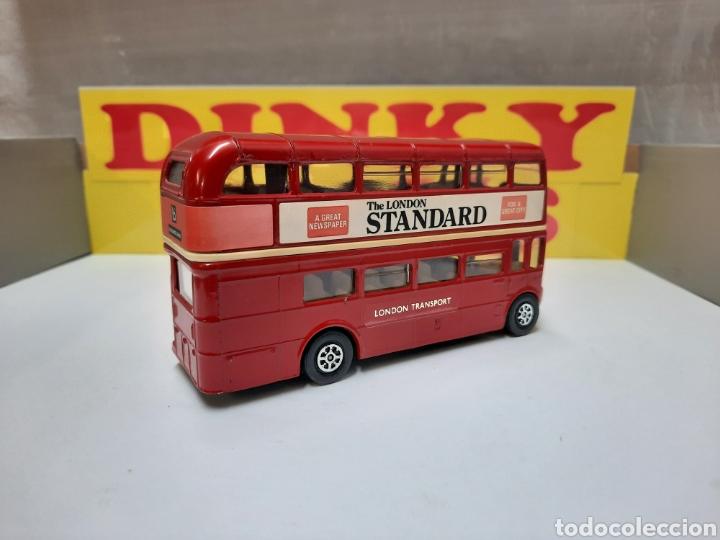 Coches a escala: CORGI BUS LONDON TRANSPORT AUTOBUS THE LONDON STANDARD - Foto 4 - 214318505