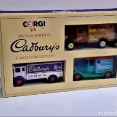 Coches a escala: CORGI CAMEO SPECIAL EDITION SET DE 3 COCHES EN CAJA. Lote 218745952