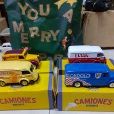 Coches a escala: CORGI CAMIONES ANTAÑO EN CAJA NUEVOS. Lote 221684201