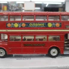 Coches a escala: COCHE CORGI TOYS / LONDON TRANSPORT ROUTEMASTER / MADE IN BRITAIN. Lote 226868470