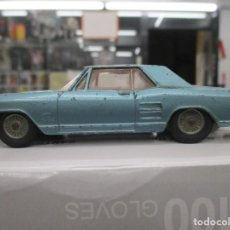 Coches a escala: COCHE CORGI TOYS / BUICK RIBIERA AZUL / MADE IN BRITAIN. Lote 226868805