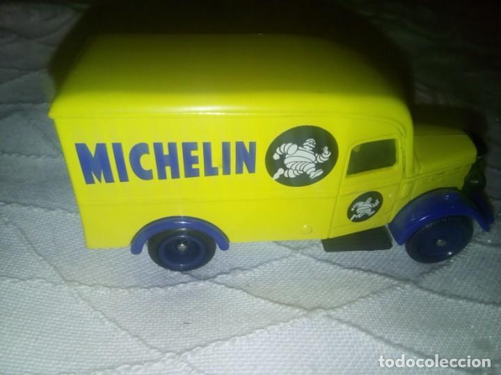 FURGONETA MICHELIN DE CORGI-BEDFOR 30 CWT VAN (Juguetes - Coches a Escala 1:43 Corgi Toys)