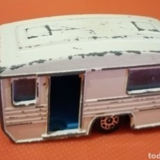 Coches a escala: CORGI JUNIORS, AUTOCARAVANA MADE IN ST BRITAIN. Lote 230110665