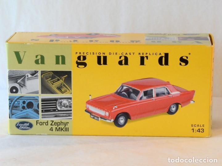 Coches a escala: Vanguards VA06002 Ford Zephyr MKIII 1:43 Lledo Corgi - Foto 2 - 236982190
