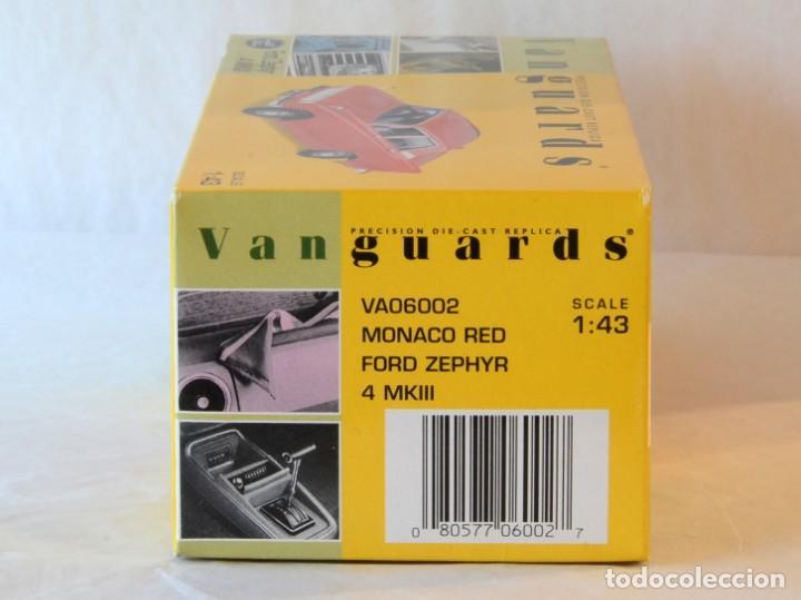 Coches a escala: Vanguards VA06002 Ford Zephyr MKIII 1:43 Lledo Corgi - Foto 3 - 236982190