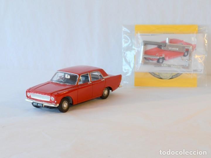 Coches a escala: Vanguards VA06002 Ford Zephyr MKIII 1:43 Lledo Corgi - Foto 4 - 236982190