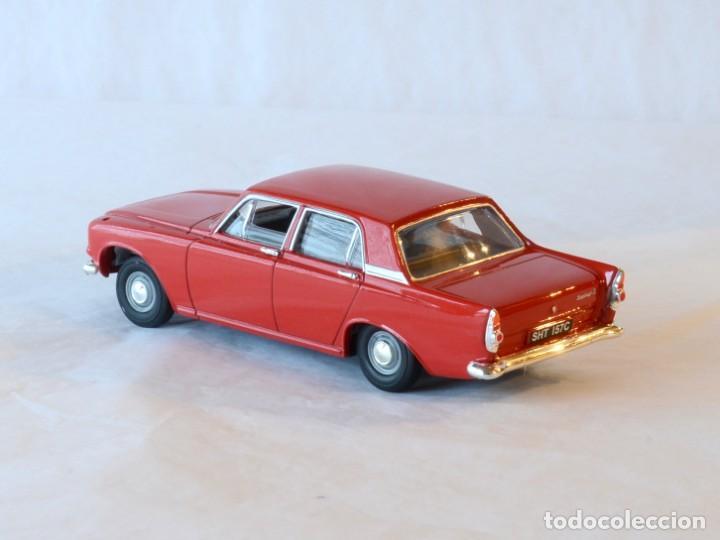 Coches a escala: Vanguards VA06002 Ford Zephyr MKIII 1:43 Lledo Corgi - Foto 6 - 236982190