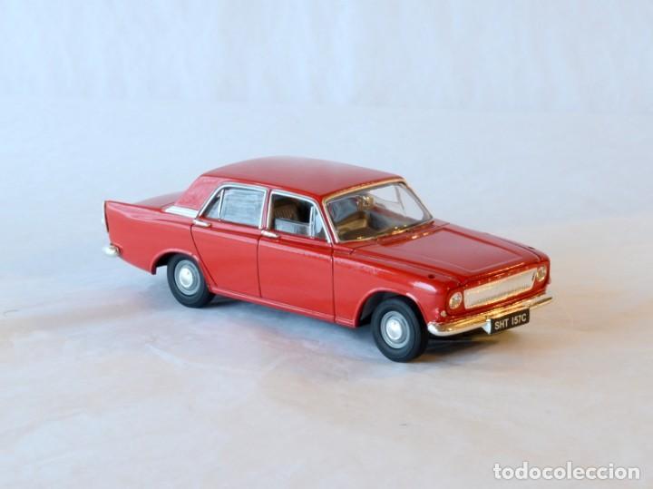 Coches a escala: Vanguards VA06002 Ford Zephyr MKIII 1:43 Lledo Corgi - Foto 9 - 236982190