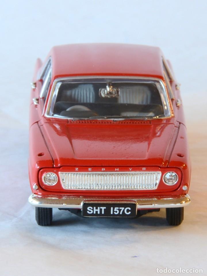 Coches a escala: Vanguards VA06002 Ford Zephyr MKIII 1:43 Lledo Corgi - Foto 10 - 236982190