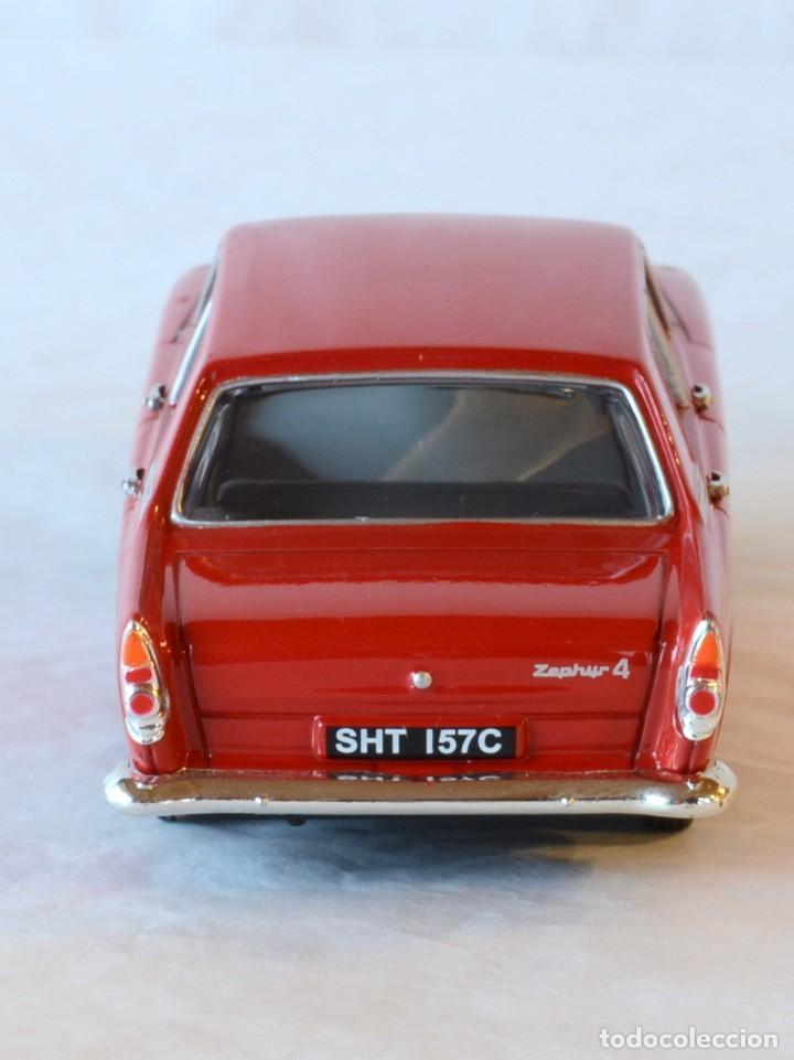 Coches a escala: Vanguards VA06002 Ford Zephyr MKIII 1:43 Lledo Corgi - Foto 11 - 236982190
