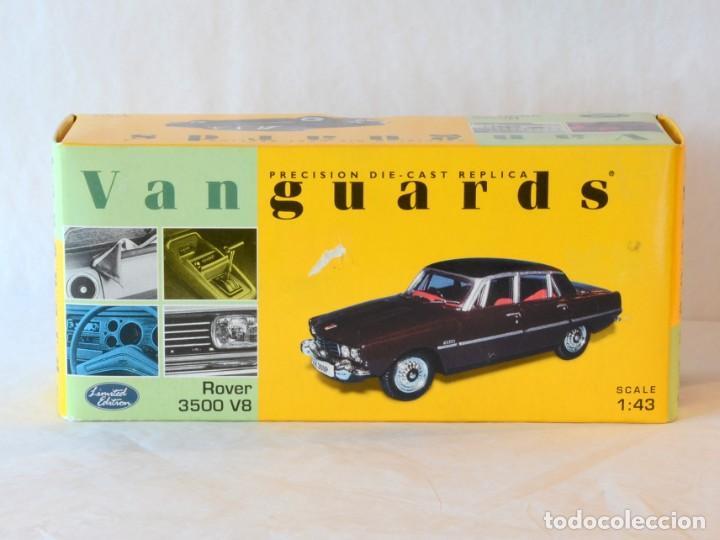 Coches a escala: Vanguards VA06505 Rover P6 3500V8 1:43 Lledo Corgi - Foto 2 - 236983745