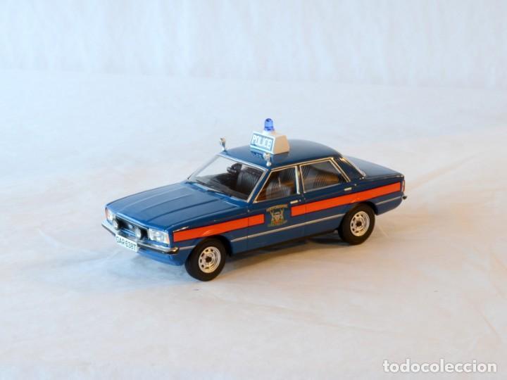 VANGUARDS VA11901 FORD CORTINA MKIV POLICE 1:43 LLEDO CORGI (Juguetes - Coches a Escala 1:43 Corgi Toys)