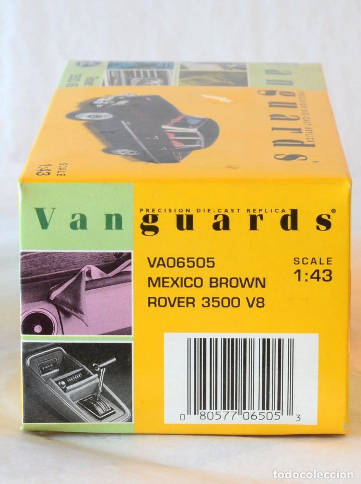 Coches a escala: Vanguards VA11901 Ford Cortina MKIV Police 1:43 Lledo Corgi - Foto 3 - 236985760