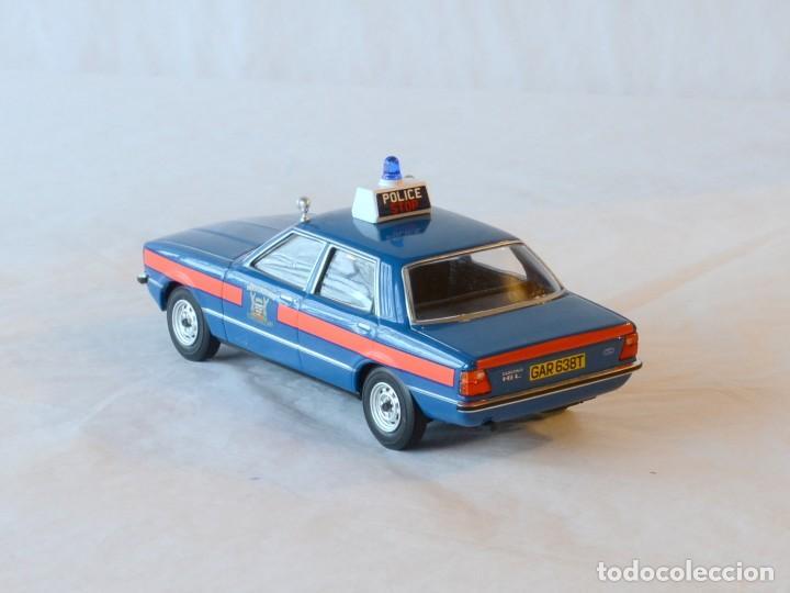 Coches a escala: Vanguards VA11901 Ford Cortina MKIV Police 1:43 Lledo Corgi - Foto 6 - 236985760