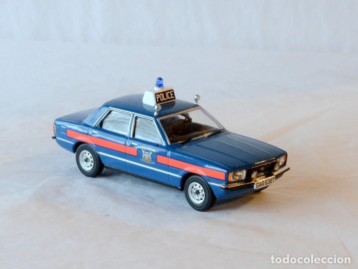 Coches a escala: Vanguards VA11901 Ford Cortina MKIV Police 1:43 Lledo Corgi - Foto 10 - 236985760