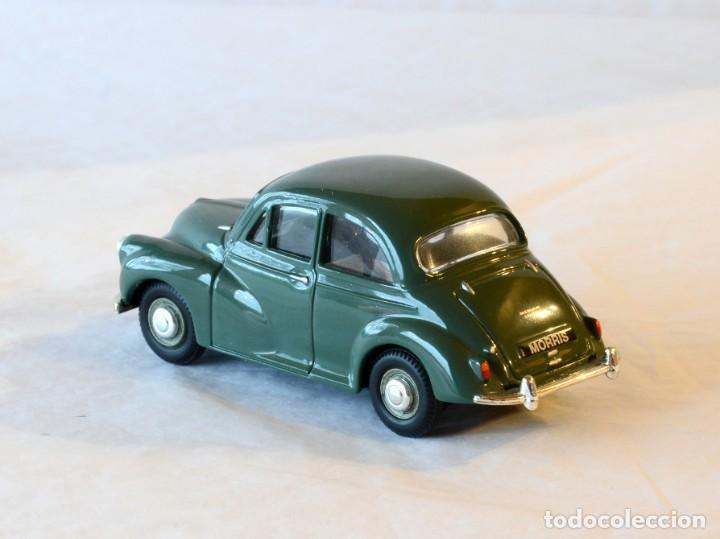 Coches a escala: Vanguards VA05801 Morris Minor Verde 1:43 Lledo Corgi - Foto 3 - 236986905