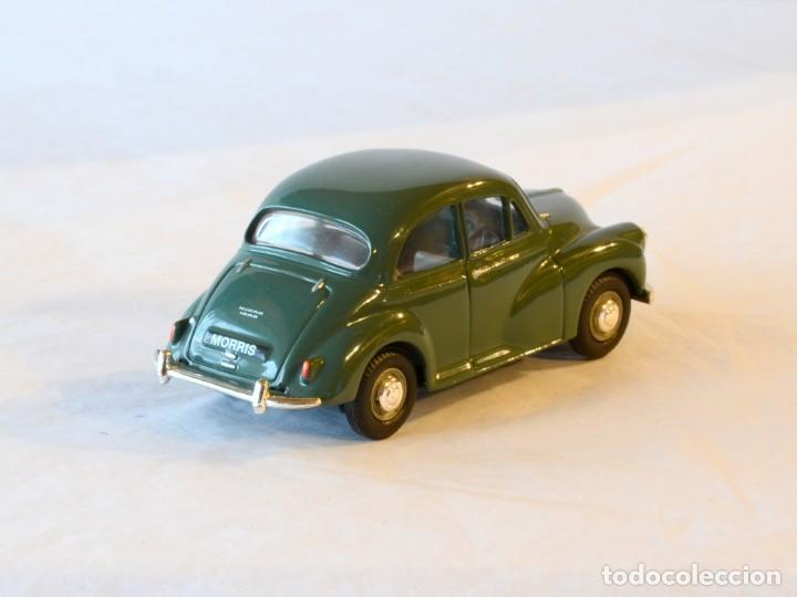 Coches a escala: Vanguards VA05801 Morris Minor Verde 1:43 Lledo Corgi - Foto 4 - 236986905