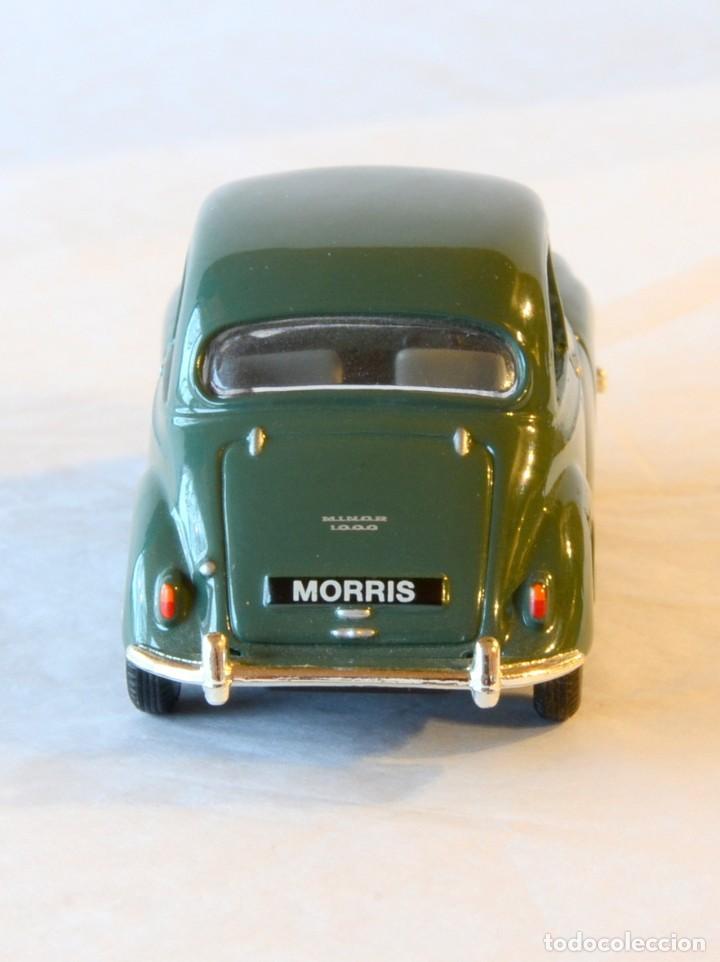 Coches a escala: Vanguards VA05801 Morris Minor Verde 1:43 Lledo Corgi - Foto 5 - 236986905