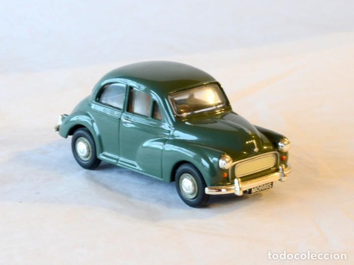 Coches a escala: Vanguards VA05801 Morris Minor Verde 1:43 Lledo Corgi - Foto 7 - 236986905