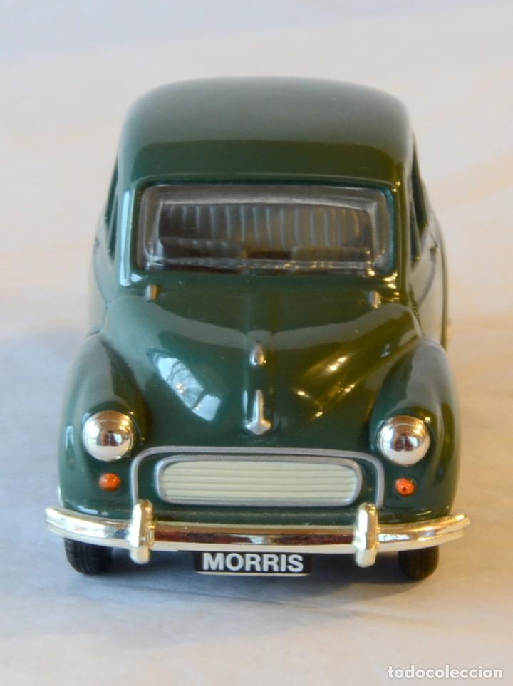Coches a escala: Vanguards VA05801 Morris Minor Verde 1:43 Lledo Corgi - Foto 8 - 236986905
