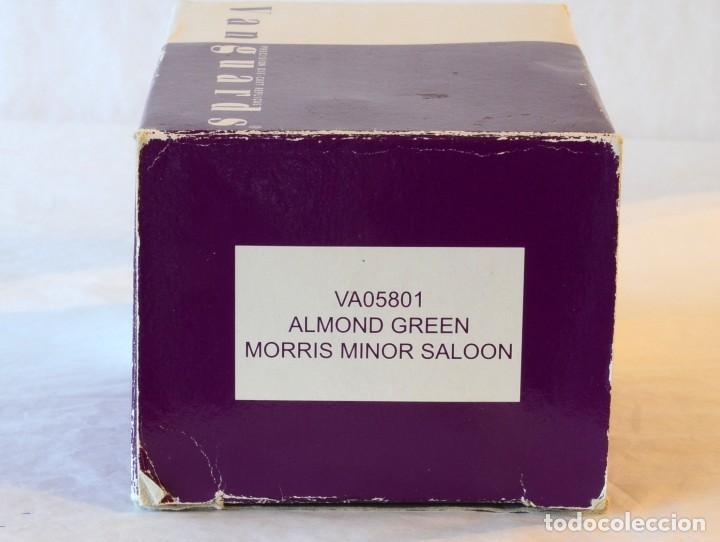 Coches a escala: Vanguards VA05801 Morris Minor Verde 1:43 Lledo Corgi - Foto 9 - 236986905