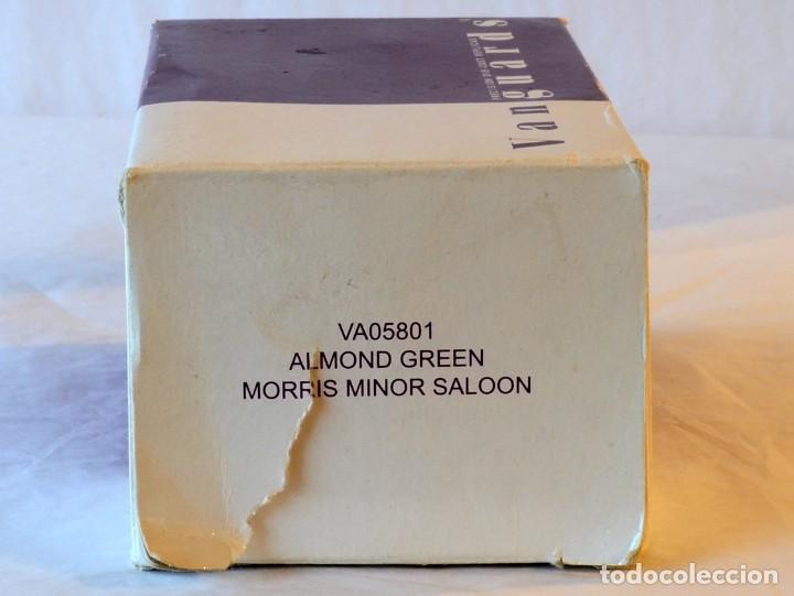 Coches a escala: Vanguards VA05801 Morris Minor Verde 1:43 Lledo Corgi - Foto 11 - 236986905