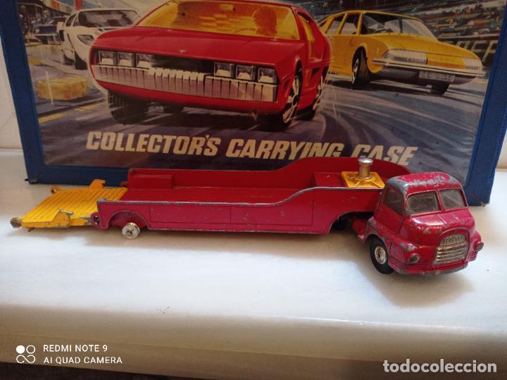 Coches a escala: CORGI TOYS MAYOR, BIG BEDFORD TRACTOR + CARRIMORE LOW LOADER. VER FOTOS - Foto 2 - 237016450