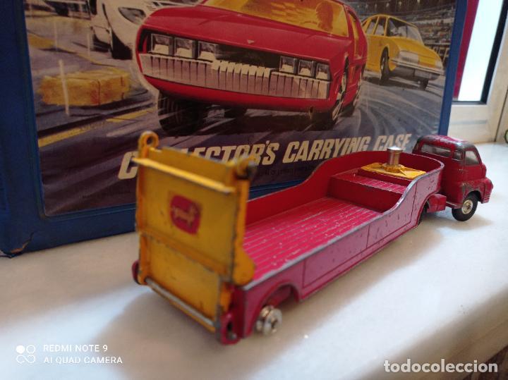 Coches a escala: CORGI TOYS MAYOR, BIG BEDFORD TRACTOR + CARRIMORE LOW LOADER. VER FOTOS - Foto 3 - 237016450