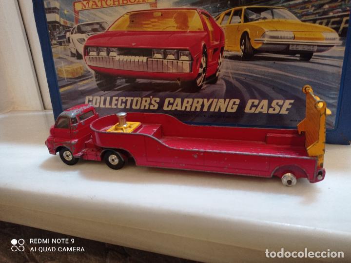 Coches a escala: CORGI TOYS MAYOR, BIG BEDFORD TRACTOR + CARRIMORE LOW LOADER. VER FOTOS - Foto 5 - 237016450