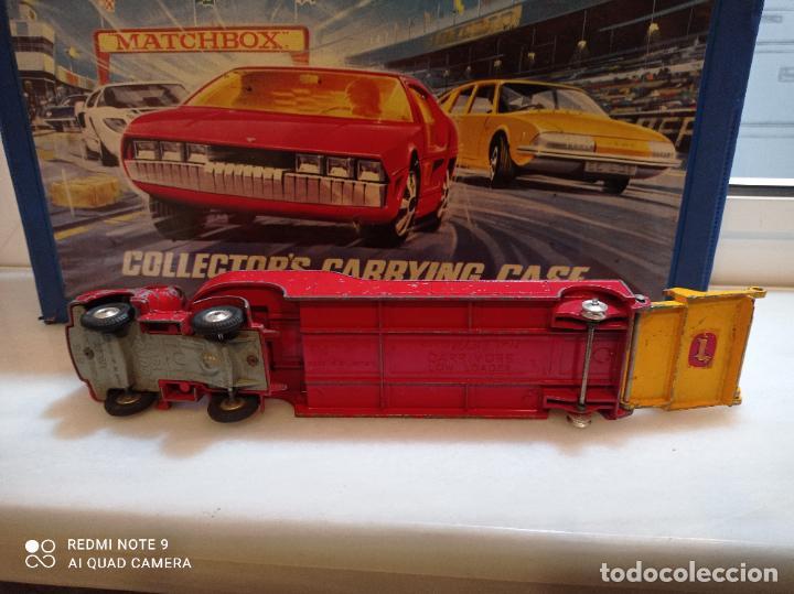Coches a escala: CORGI TOYS MAYOR, BIG BEDFORD TRACTOR + CARRIMORE LOW LOADER. VER FOTOS - Foto 7 - 237016450