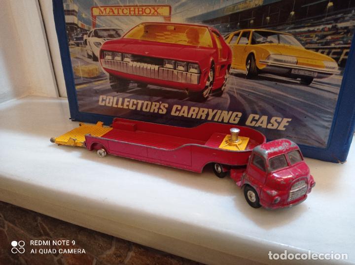 CORGI TOYS MAYOR, BIG BEDFORD TRACTOR + CARRIMORE LOW LOADER. VER FOTOS (Juguetes - Coches a Escala 1:43 Corgi Toys)