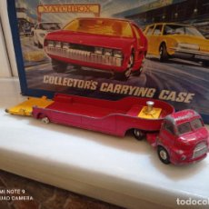 Coches a escala: CORGI TOYS MAYOR, BIG BEDFORD TRACTOR + CARRIMORE LOW LOADER. VER FOTOS. Lote 237016450