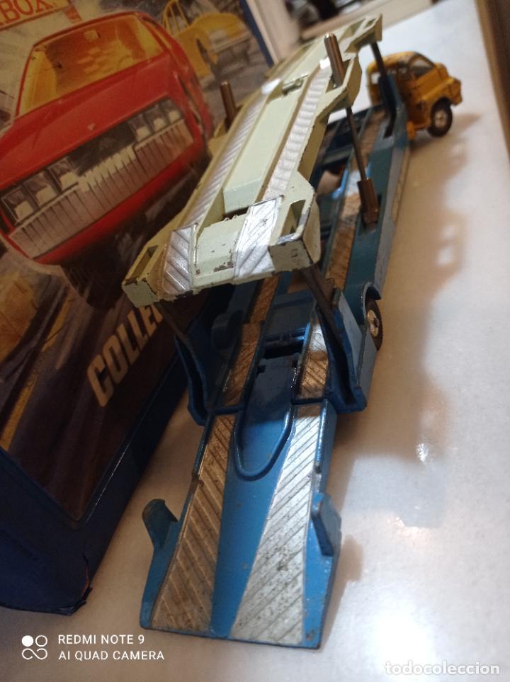 Coches a escala: CORGI MAJOR, BIG BEDFORD UNIT + CARRIMORE CAR TRANSPORTER. VER FOTOS - Foto 4 - 237017575